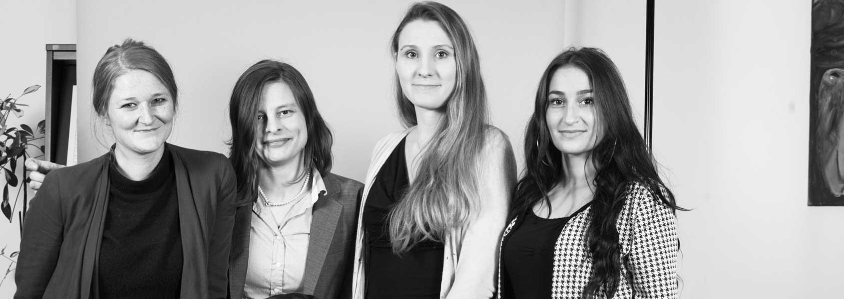 Team Bild der Kanzlei Für Soziales Recht, kostenlose Rechtsberatung wird präsentiert