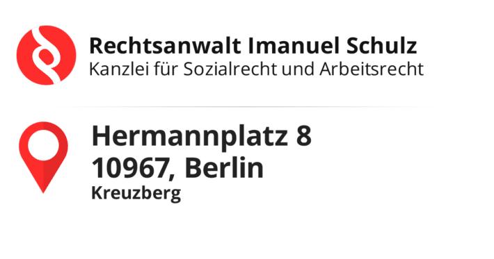 Facebook Anwalt Sozialrecht Standort (HERMANNPLATZ)