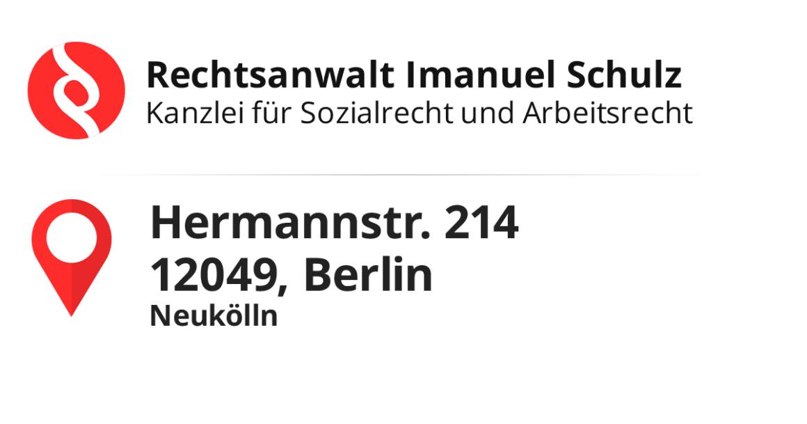 Facebook Anwalt Sozialrecht Standort Hermannstrasse Anwalt