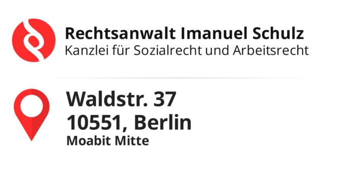 Facebook Anwalt Sozialrecht Standort (WALDSTRASSE)