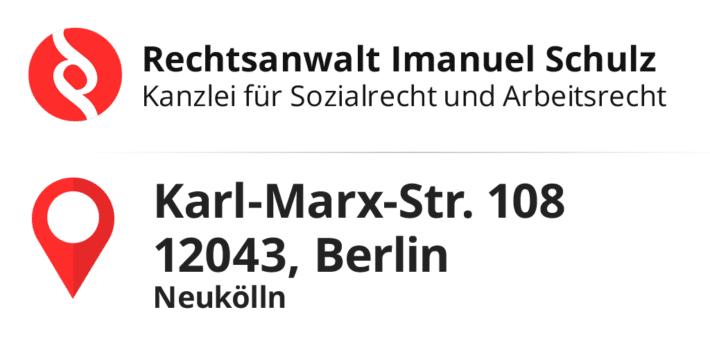 Twitter Sozialrecht Standort (KARLMARXSTRASSE)